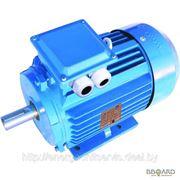 Электродвигатель АИР80А2 (1.5кВт на 3000 об.мин) фото