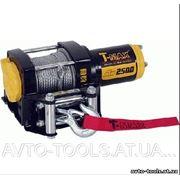 Лебедка электрическая T-Max ATV-2500 фото