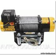 Лебедка EW-6000/12V/2,7т 7305100 NEW фото
