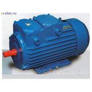 Электродвигатель крановый МТН 412-8 фото