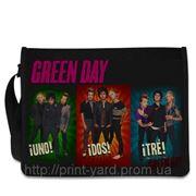 Сумка MX-1 Green Day 02 фото