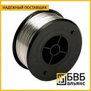 Проволока сварочная 10Х17Т 7 мм ГОСТ 2246-70 фото