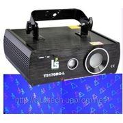 Световое оборудование Light Studio LS-Т-5170RG-L Лазер зеленый 60мВт и красный 100мВт синий светодиод 1Вт, фото