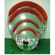 Сферические зеркала безопасности 600-800-1000-1200 мм фото