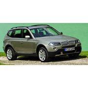 Внедорожники BMW X3 фото