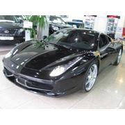 Спортивные и эксклюзивные автомобили Ferrari фото