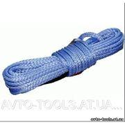 Трос для лебедки синтет.9,9ммх28м 10000lbs/19310lbs фото