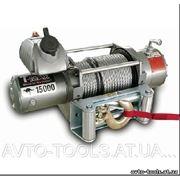Лебедка электрическая T-Max EW-15000/24V/6.800T фото