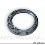 Трос для лебедки EW-11000 24V (7338200) 9,2ммх28,5м фото