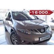 Автомобиль Nissan Murano фото
