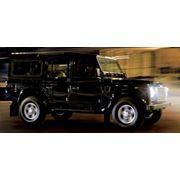 Внедорожники Land Rover Defender фото
