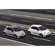 автомобиль Fiat Abarth 500 фото