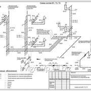 Проект системы водоснабжения жилого дома — 328 м2. фото