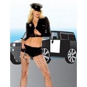 Игровой костюм секси-полицейского E-9164 фото