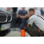 Обучение оклейке автомобилей антигравийными пленками ТМ 3М фото