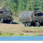Военная спецтехника КрАЗ-63221 Мост фото