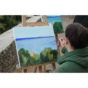 Мастер-классы живописи фото