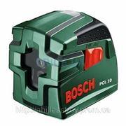 Лазерный нивелир Bosch PCL 10 Set фото