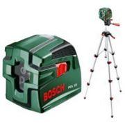 Bosch бытовой Нивелир лазерный линейный Bosch PCL 10 Set фото