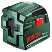 Bosch бытовой Нивелир лазерный линейный Bosch PCL 10 фото
