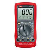 Мультиметр UNI-T UTM 1106 (UT106), цифровой, автомобильный фото