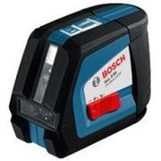 Bosch Нивелир лазерный линейный Bosch GLL 2-50 фото