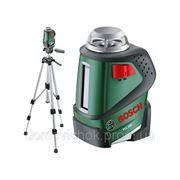 Нивелир лазерный линейный Bosch PLL 360 Set фото
