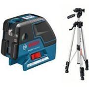 Bosch Нивелир лазерный комбинированный Bosch GCL 25 + Штатив BS 150 фото