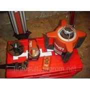Нивелир ротационный лазерный в комплекте HILTI PRI 2 . фото