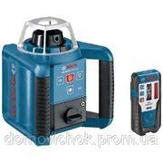 Нивелир лазерный ротационный Bosch GRL 300 HV фото