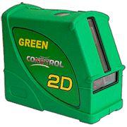 Самовыравнивающийся лазерный нивелир, уровень CONDTROL GREEN 2D фото