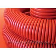 Гибкие двустенные гофрированные трубы (диаметр в ассортименте) фото