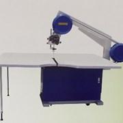 Раскройная ленточная стационарная машина  фото