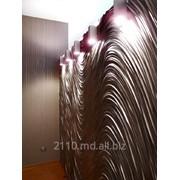 Декоративные стеновые 3D панели фото