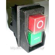 Кнопка пускателя бетономешалки фото