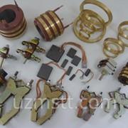 Электродвигатель и комплектующие фото