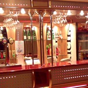 Освещение помещений общественного питания (бар, ресторан, кафе, столовых, фуршетов, банкетов) фото