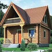 Дома деревянные сруб фото