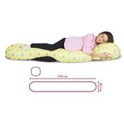 Антистрессовая подушка для беременных I-образная фото