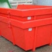 Контейнеры съемные для мусора и сыпучих материалов. фото