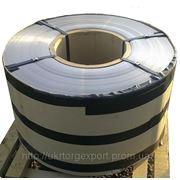 Нержавеющая стальная лента ( пр-во Германия ) 0,25мм*400мм материал: 1,4541 (AISI 321, 08Х18Н10Т) нагартовка фото