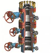 Колонные головки (колонные обвязки) ОКК1-ОКК3 фото