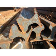 Рельсы железнодорожные Р43 новые фото