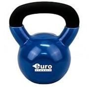 Гиря чугунная обрезиненная Euro-Classic 16 кг фото