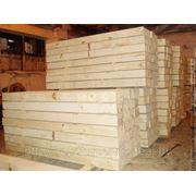 Шпалы деревянные хвойных пород фото