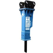 Гидромолот Stelco SEL350/JCB 3CX фото