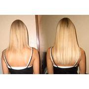 Профессиональное Наращивание волос (Итальянским Методом КапсульноеМикро Капсульное наращивание Волос ) фото