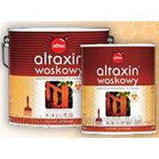 Защитное средство для дерева АЛЬТАКСИН восковый - антисептик морилка воск 3 в 1, 2.5л фото