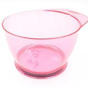 Миска для краски 502 розовая фото