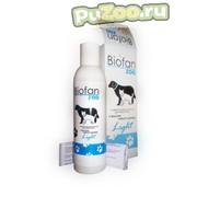 Biofan zoo light - шампунь с маслом чайного дерева универсальный биофан зоо лайт для собак и кошек фото
